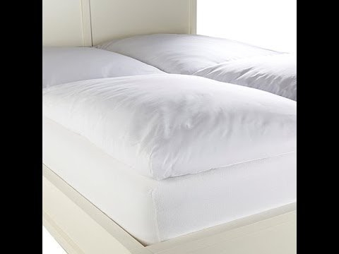 Concierge Collection Big Box Feather Bed
