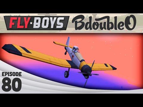 Minecraft Mods - FlyBoys :: CROP DUSTING IN MINECRAFT? #80 w/ BdoubleO100]