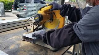 John solo how to cut metal studs