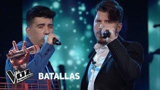 "Marcelo vs Sebastián - ""Asignatura pendiente"" - Ricky Martin  - Batallas - La Voz Argentina 2018"