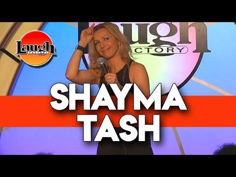 Shayma Tash | Hippie Mom Drug Talk | Laugh Factory Las Vegas Stand Up Comedy