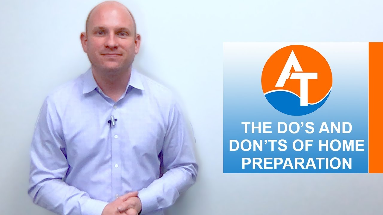 What to Do (and Not to Do) When Preparing to Sell