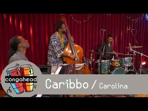 Caribbo performs Carolina