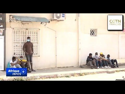 Une majorité de migrants embarquant en Tunisie ne sont pas Tunisiens Une majorité de migrants embarquant en Tunisie ne sont pas Tunisiens
