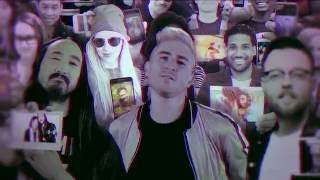 Steve Aoki & Boehm & Walk The Moon - Back 2 U