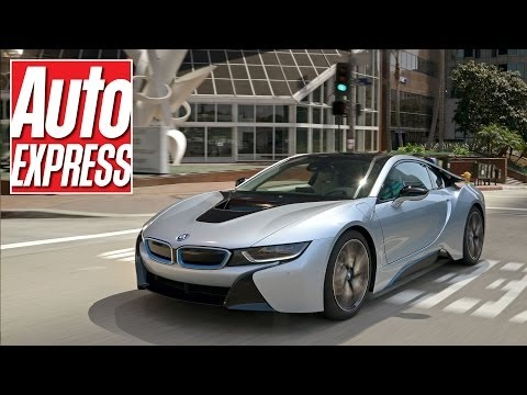 BMW i8 review - the new king of supercars?