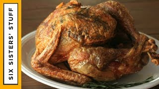 How to Easily Cook a Turkey in the Oven | Six Sisters Stuff