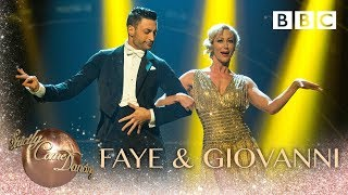 Faye Tozer & Giovanni Pernice Show Dance to