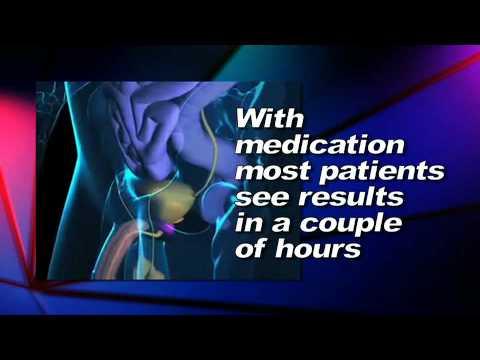 Zwiebelsaft mit Prostatitis