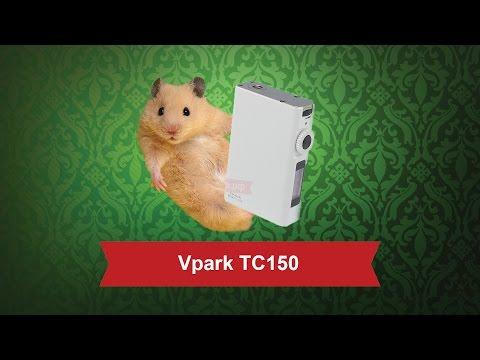 Vpark TC150 VT/VW - боксмод - видео 1
