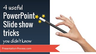 4 useful PowerPoint Slide Show tricks you didn't know