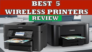 Best 5 Wireless Printers in 2020 - Review