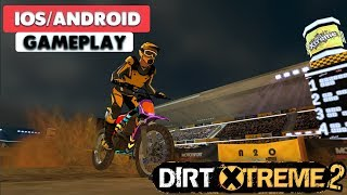 DIRT XTREME 2 GAMEPLAY - ANDROID / iOS