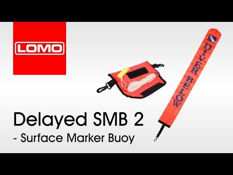 Delayed SMB 2- Surface Marker Buoy