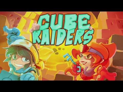 Cube Raiders