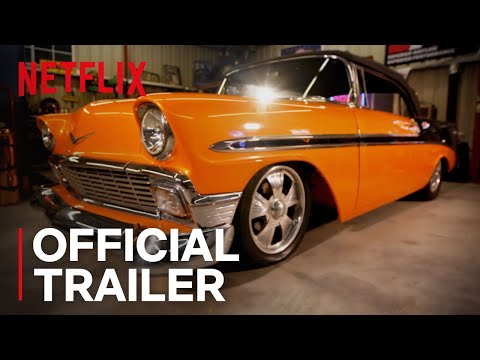Video trailer för Car Masters: Rust to Riches | Official Trailer [HD] | Netflix
