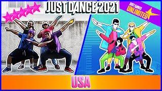 Just Dance 2021 - U.S.A by Da Pump | Gameplay