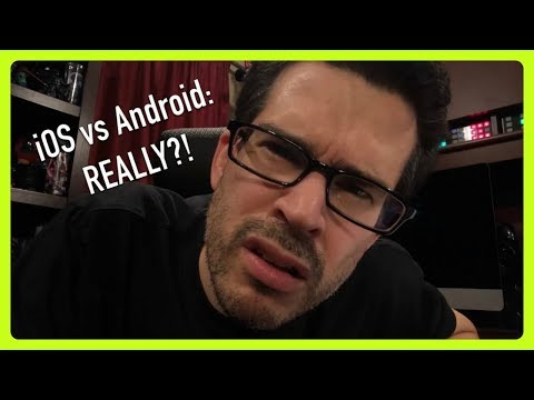 iOS 11 vs Android Oreo: Software Experience Comparison