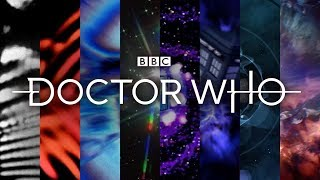ALL Doctor Who Title Sequences (UPDATED) | Doctor Who