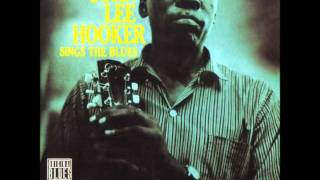 John Lee Hooker - You're Leavin' Me Baby