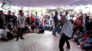 INSANE STREET BATTLES | AllStyle | John-Ky VS Carlos