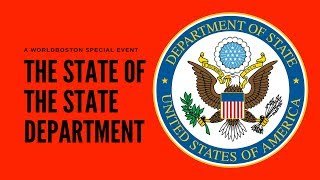 The State of the State Department