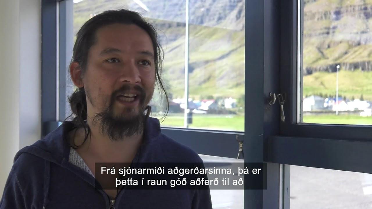 Ferskt grænmeti með ferjunniThumbnail not found