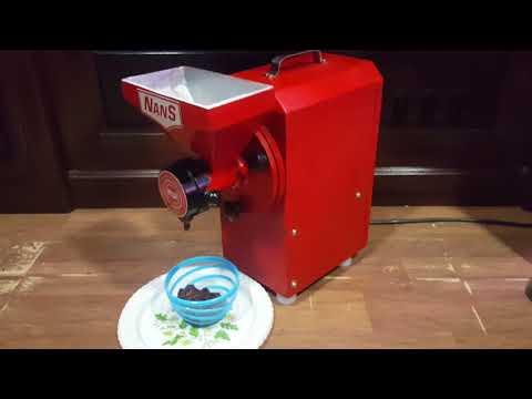 Cocoa butter making machine