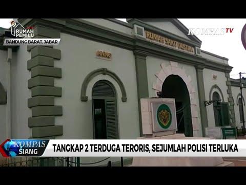Polisi Tangkap 5 Terduga Teroris di Karawang