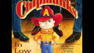 the chipmunks and billy ray cyrus - acky breaky heart