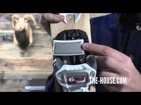 2015 Marker Griffon Ski Bindings – Review – The-House.com