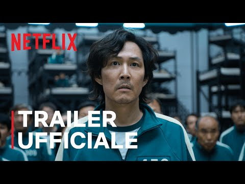 Squid Game – Il trailer ufficiale italiano