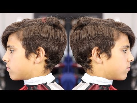 HAIRCUT TUTORIAL: TAPER FADE COMBOVER