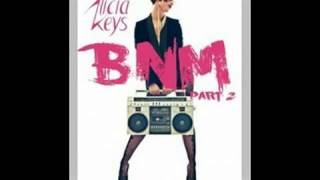 Alicia Keys Brand New Me Part II B N M