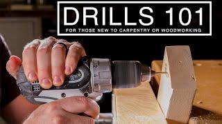 Cordless Drill Basics | Beginner