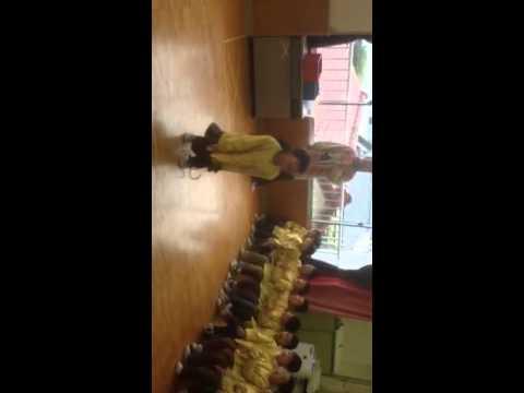 2013年度片岡中央保育園お別れ遠足:縄跳び