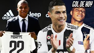 La temible JUVENTUS 2019 I Mbappé junto a Cristiano y más planes de la Juventus