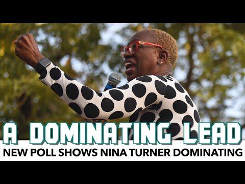 New Poll Shows Nina Turner DOMINATING