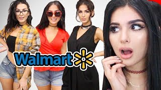 I BOUGHT CHEAP CLOTHES FROM WALMART (TRY ON HAUL)
