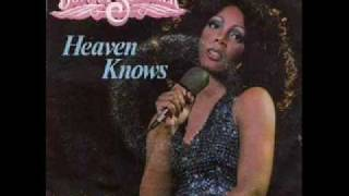 "Donna Summer - Heaven Knows 12"" single version"