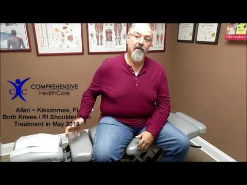 Allan - Knees / Shoulder Pain