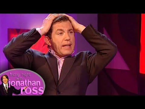 Lee Evans Can't Keep It Together During This Interview   Friday Night With Jonathan Ross