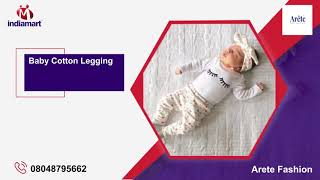 Baby Rompers And Leggings Manufacturer