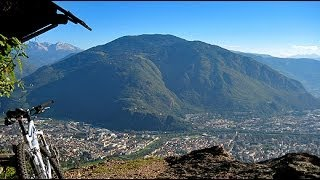 preview picture of video 'Mountainbike Trail Jenesien Bozen Italy'