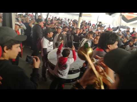 """""""Niño toca bombo - Garra Blanca v/s Antofagasta 30 de julio 2017"""" Barra: Garra Blanca • Club: Colo-Colo"""