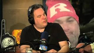 The Artie Lange Show - Jeff Garlin (in studio) Part 1