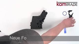 Siemens EQ.5 Serie Reparaturanleitung Brüheinheit/Brühgruppe reparieren-revidieren-überholen