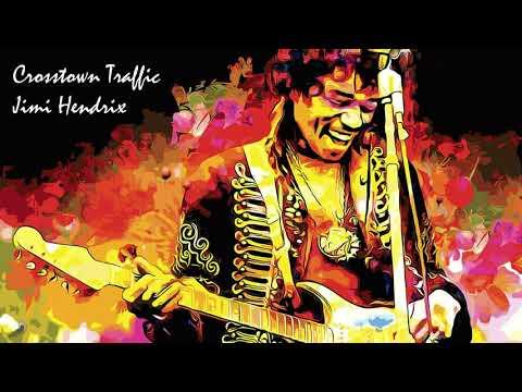 Crosstown Traffic - Jimi Hendrix (Cover By Mojo 12-28-20)