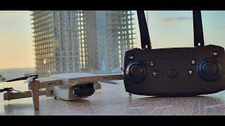 Drone Mini E88 | Unboxing & Flight| Budget Drone | Mavic Mini Clone?