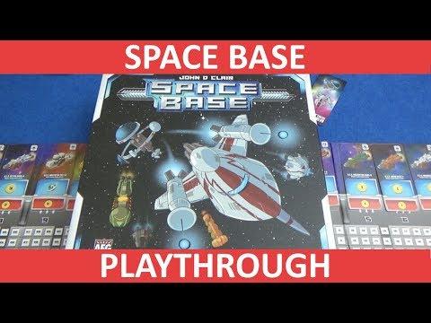 Space Base - Playthrough - slickerdrips